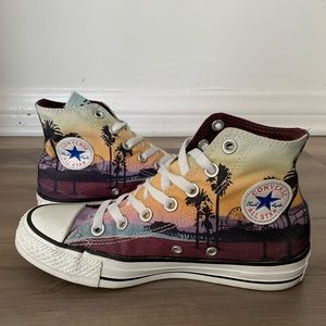 "Converse ""chuck Taylor"" limited edition"